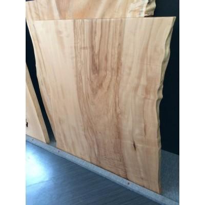 トチ 栃 一枚板 無垢 テーブル ウレタン塗装 1200×1090×45