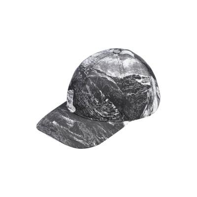 BURBERRY 帽子 ブラック 55 ナイロン 100% 帽子