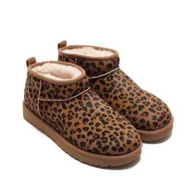atmos pink / UGG Classic Ultra Mini Leopard / アグ クラシック ウルトラ ミニ レパード WOMEN シューズ > ブーツ