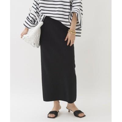 (Plage/プラージュ)《追加》CO/NY Tight スカート2◆/レディース ブラック
