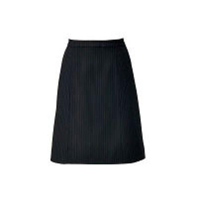 ボンマックスボンマックス BONOFFICE Aラインスカート ブラック×ピンク 5号 AS2300-30 1着(直送品)