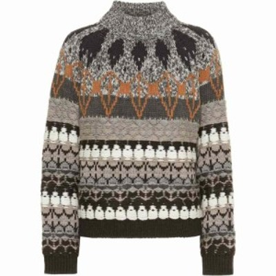 ステラ マッカートニー Stella McCartney レディース ニット・セーター トップス Wool-blend sweater Colourway
