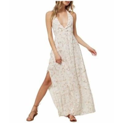 オニール レディース ワンピース トップス Bellus Dress Winter White