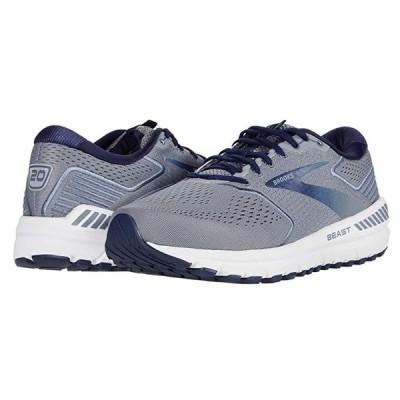 ブルックス Beast '20 メンズ スニーカー 靴 シューズ Blue/Grey/Peacoat