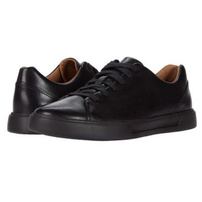 クラークス Clarks メンズ スニーカー シューズ・靴 Un Costa Lace Black/Black