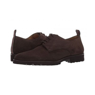 CARLOS by Carlos Santana カルロス サンタナ メンズ 男性用 シューズ 靴 オックスフォード 紳士靴 通勤靴 Power Lite Oxford - Chocolate Calfskin Suede