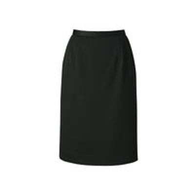 セロリーセロリー(Selery) スカート ブラック 19号 S-16140 1着(直送品)