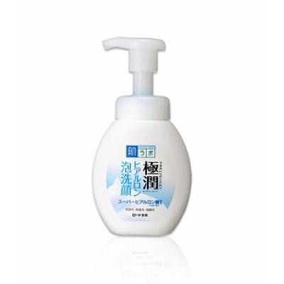 ロート製薬 肌ラボ 極潤 ヒアルロン泡洗顔 160ml|4987241145614(tc)