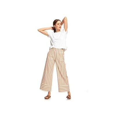 特別価格Roxy PANTS レディース US サイズ: Large カラー: ホワイト好評販売中