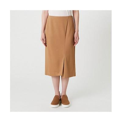 <L'EQUIPE(Women)/レキップ> アムンゼンJerseyタイトスカート キャメル【三越伊勢丹/公式】