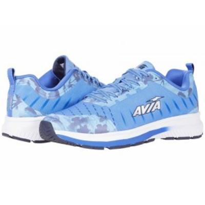 Avia アビア レディース 女性用 シューズ 靴 スニーカー 運動靴 Avi-Maze 2.0 Provence/Dazzling Blue/Watercolor Floral【送料無料】
