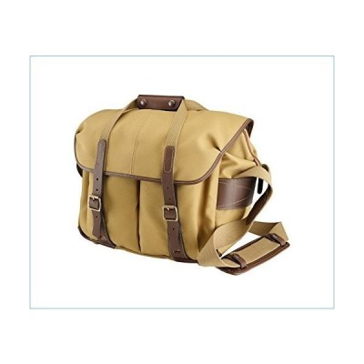 Billingham 307L Camera/Laptop Bag (Khaki FibreNyte/Chocolate Leather)並行輸入品