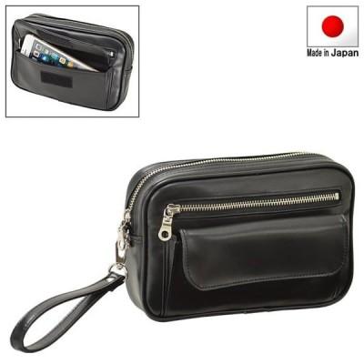 G-GUSTO ジ-ガスト 25877 セカンドバッグ ビジネスバッグ 集金用ポーチ メンズ