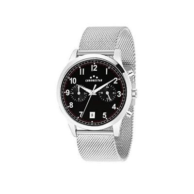 CHRONOSTAR Mens Multi dial Quartz Watch with Stainless Steel Strap R3753269001 並行輸入品
