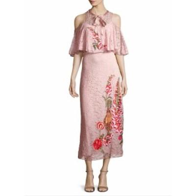 テンパーリーロンドン レディース ワンピース Lace Embroidery Dress