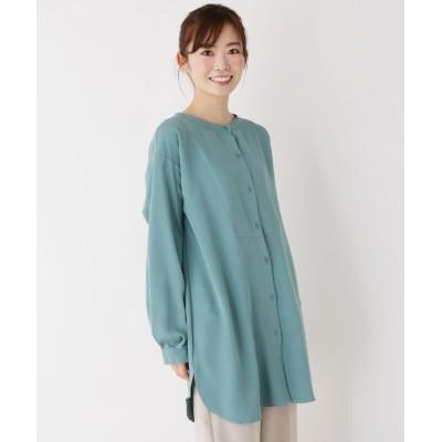 pink adobe(ピンクアドベ) 【M-LL】チュニックシャツ
