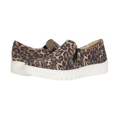 Naturalizer ナチュラライザー レディース 女性用 シューズ 靴 スニーカー 運動靴 Hawthorn - Cheetah Fabric