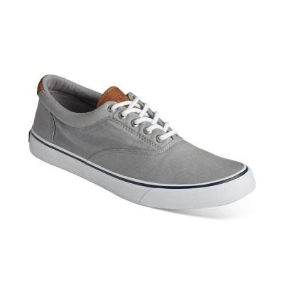 スペリー スニーカー シューズ メンズ Striper II CVO Men's Sneaker Gray