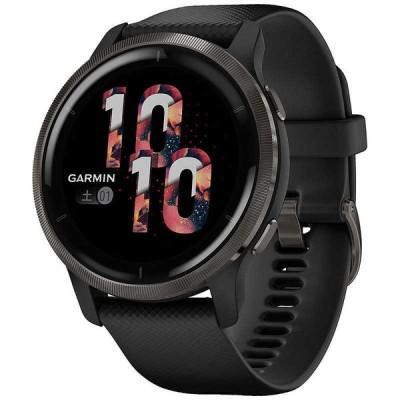 GARMIN Venu 2 Black / Slate GARMIN 010-02430-61