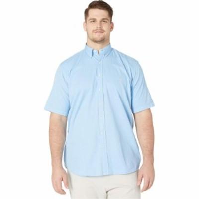 ラルフ ローレン Polo Ralph Lauren Big and Tall メンズ 半袖シャツ 大きいサイズ Big and Tall Short Sleeve Garment Dyed Chino Shirt
