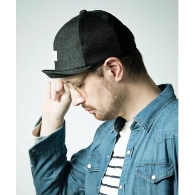 MIG&DEXI / BRIDGE CAP DENIM MESH ブリッジキャップデニムメッシュ MEN 帽子 > キャップ