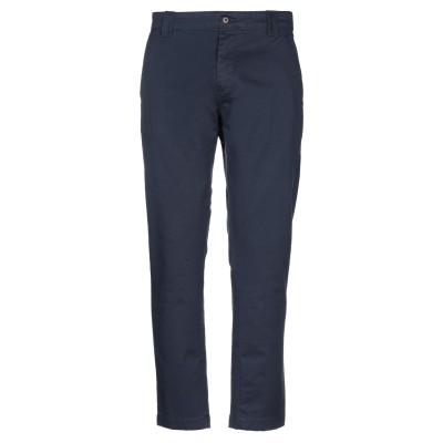 TOMMY JEANS パンツ ブルー 31W-30L コットン 98% / ポリウレタン 2% パンツ