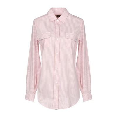 AM シャツ ライトピンク 1 コットン 100% シャツ