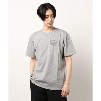 tシャツ Tシャツ DESIGN TEE/BANKS(バンクス)メンズトップスTシャツ半袖バックプリント