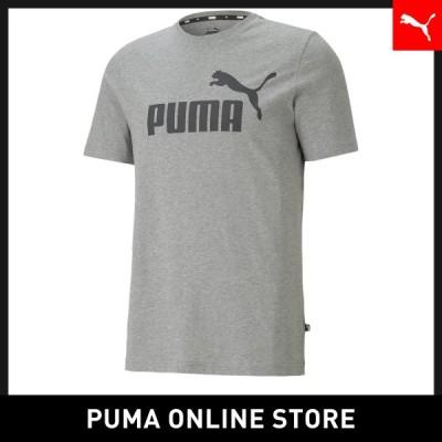 プーマ メンズ 半袖Tシャツ PUMA ESS ロゴ Tシャツ 最短当日出荷