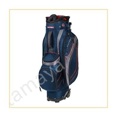 Datrek Transit ゴルフカートバッグ ネイビー/チャコール/レッド