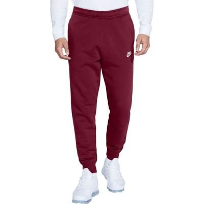 ナイキ Nike メンズ ジョガーパンツ ボトムス・パンツ Sportswear Club Fleece Jogger Pants (Regular and Big & Tall) Dark Beetroot