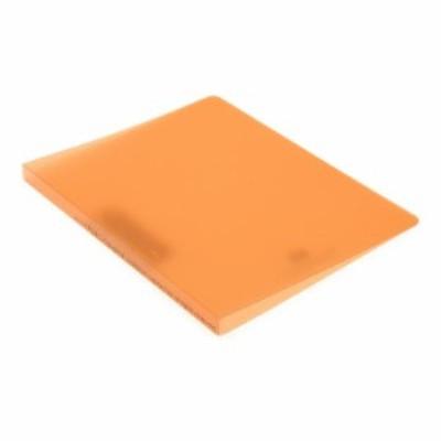 A4ファイル Zレバー式 とじ厚8mm オレンジ TRP シンプル 公式通販サイト