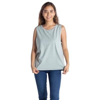 セール SALE セール SALE ロキシー ROXY  SEE YOU AT SUNSET 刺繍 タンクトップ Womens T-shirts