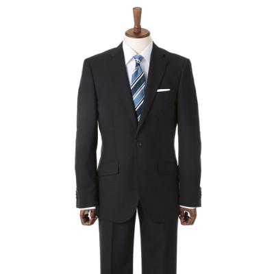[紳士スーツスペシャル]ドールオム ビジネスシーンに欠かせない無地のシンプルなスーツだからこそ着心地のよいナチュラルストレッチ仕様 DH1220101-B ネイビー HM1