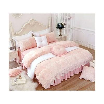 G-1 寝具カバーセット掛け布団カバーベッドスカ 寝具カバー ベッド用品布団カバー 枕カバー シーツ3-4点セット