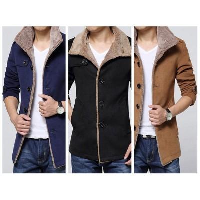 ダウンコート メンズ ダウンジャケット ショート丈 中綿 内ポケット 大きいサイズ ファー 防寒 防風 高品質 暖かい オフィス 通勤 アウター 厚手 冬服 送料無料