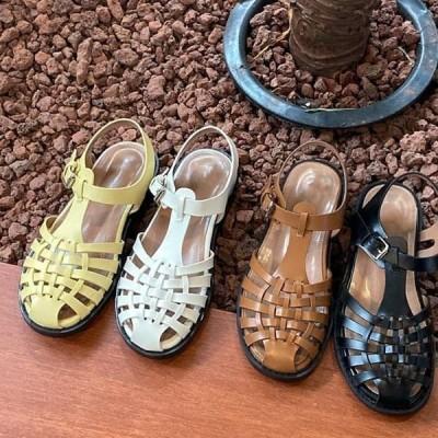 HEYLADY レディース サンダル beiro strap sandals