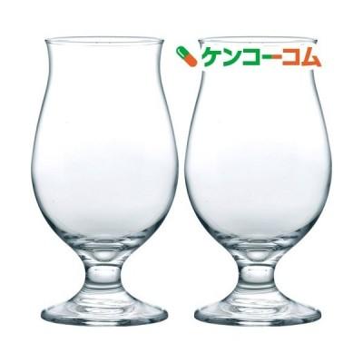 タンブラーセット ステムグラスセット 食洗器対応 日本製 クリア G101-T276 約420ml ( 2個入 )