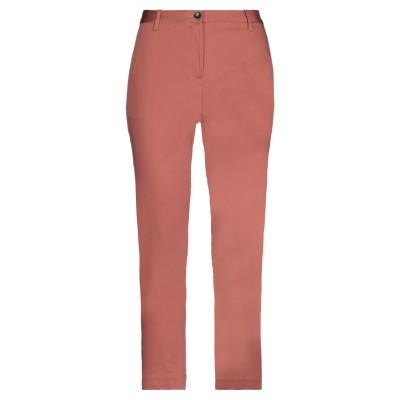 NINE:INTHE:MORNING パンツ 赤茶色 25 コットン 96% / ポリウレタン 4% パンツ