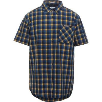 コロンビア COLUMBIA メンズ シャツ トップス Checked Shirt Dark blue