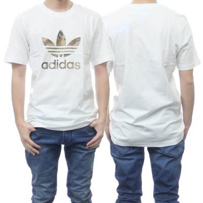 ADIDAS ORIGINALS アディダスオリジナルス メンズクルーネックTシャツ CAMO INFILL TEE / GN1855 ホワイト /2021春夏新作