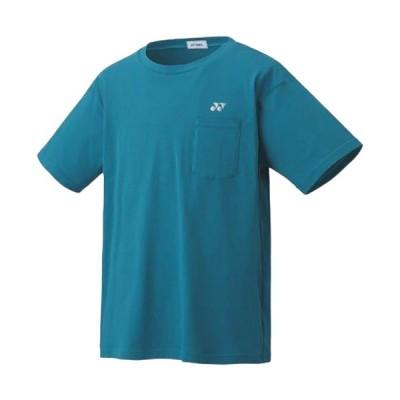ヨネックス(YONEX) メンズ レディース テニスウェア Tシャツ ビッグシルエット ディープスカイ 16550 425 半袖 トップス 部活 練習 クラブ 移動着