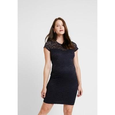 アンヴィ ド フレーズ ワンピース レディース トップス ETOILE MATERNITY DRESS - Shift dress - navy blue