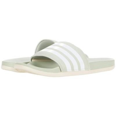 アディダス レディース シューズ サンダル Adilette Comfort Slides