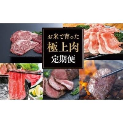 OA-04 お米で育った肉のバラエティ定期便(毎月発送・計5回)