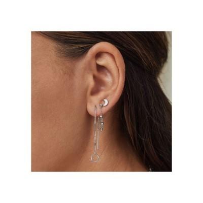 バイオレット ハムデン ピアス&イヤリング レディース アクセサリー Earrings - silber
