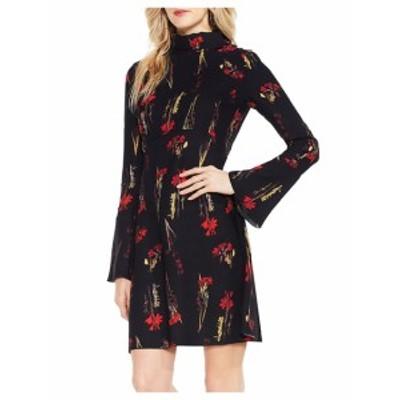 ヴィンス カミュート レディース ワンピース Floral Sheath Dress