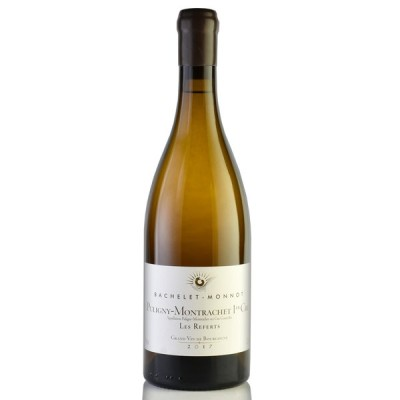 バシュレ モノ ピュリニー モンラッシェ プルミエ クリュ レ ルフェール 2017 ピュリニィ モンラッシェ フランス ブルゴーニュ 白ワイン