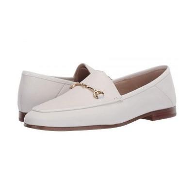 Sam Edelman サムエデルマン レディース 女性用 シューズ 靴 ローファー ボートシューズ Loraine Loafer - Bright White Modena Calf Leather 2