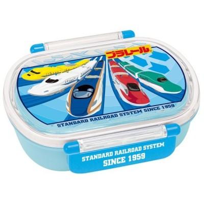 プラレール お弁当箱 /  食洗機対応タイトランチボックス小判 360ml プラレール18